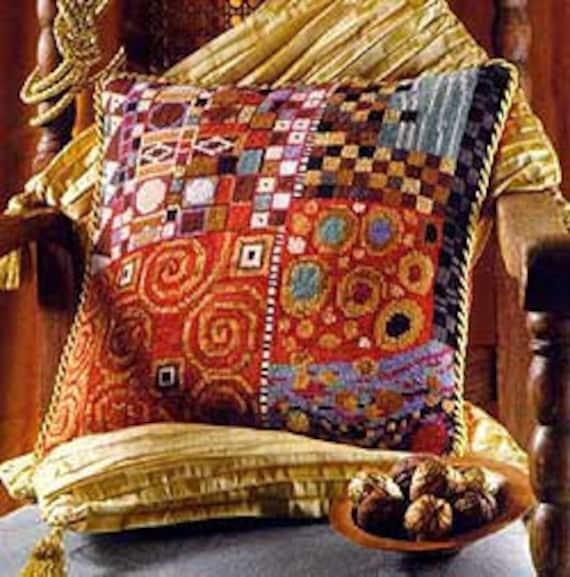 SALE -- Brand NEW Ehrman Tapestry Kit -  Klimt Mandarian