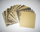 6x6 20 Assorted sheets of Simple Elegnace with foil