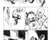Original Art Blockhead's War, Page 113