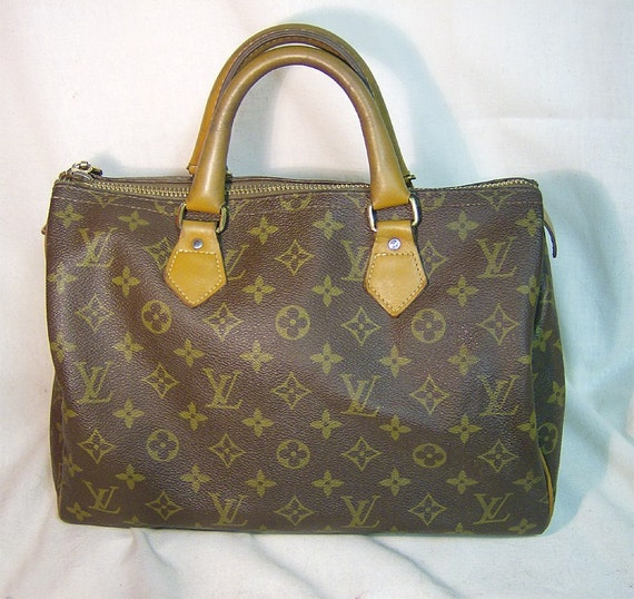 8d9db1070118 Vintage Louis Vuitton 80s | Stanford Center for Opportunity Policy ...