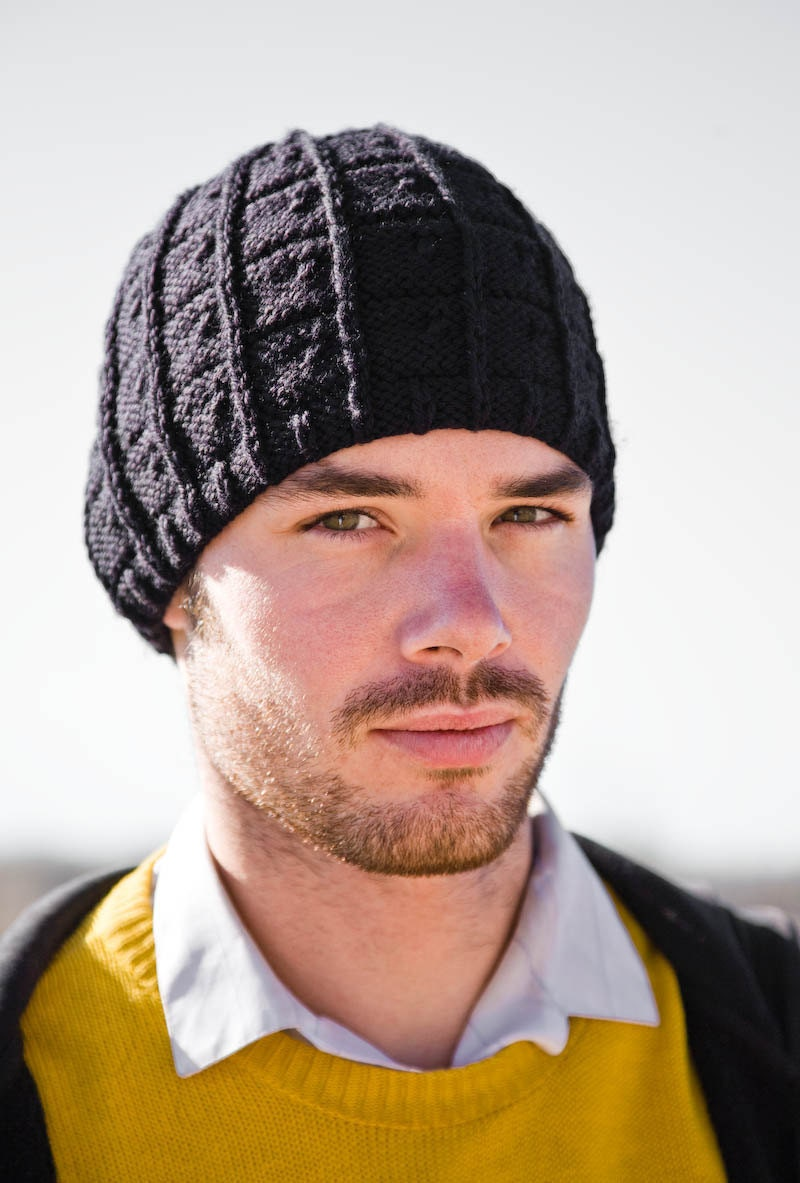 Mens Hats Knitting Patterns : Chandeliers & Pendant Lights