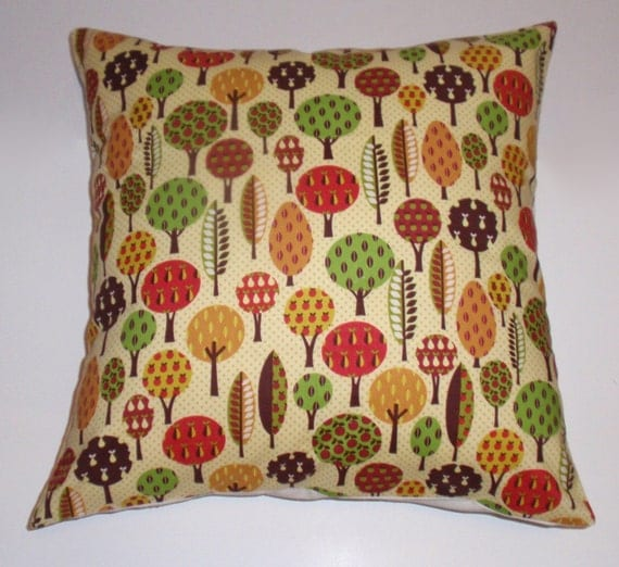 Throw Pillow With Removable Cover : Throw Pillow 16X16 Removable cover sewn with Alice