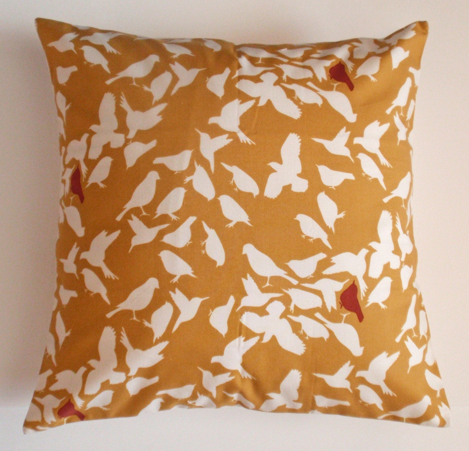 Throw Pillow With Removable Cover : Throw Pillow 16x16 Removable cover sewn with Studio e