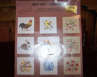 Collectible Heidi Poet Originals Patterns