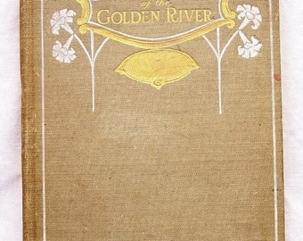 The King of the Golden River 1906 - First Edition America - Reduced