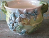 Hydrangea Bowl Handmade By Lark Roderigues