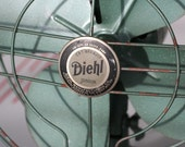Diehl Junior Green Fan