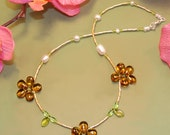 Blossom Necklace - Olivia Oro