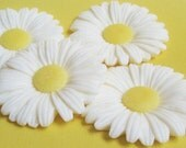 Daisy Soap Favors - 20 Soaps for Shower, Wedding, Party, Baby Favors