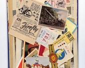 Vintage Paper Ephemera Pack