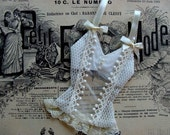 Darling French Corset Embellishment