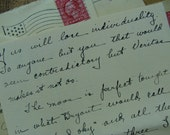Reserved for Ms Vickie One Stunning 1920-1921 Love Letter FROM HAZEL