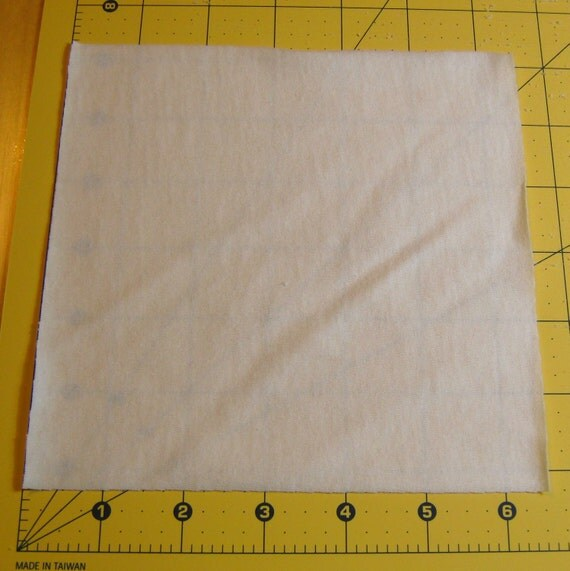 50 count 6 5 x 6 5 cotton t shirt squares from for T shirt printing st charles mo