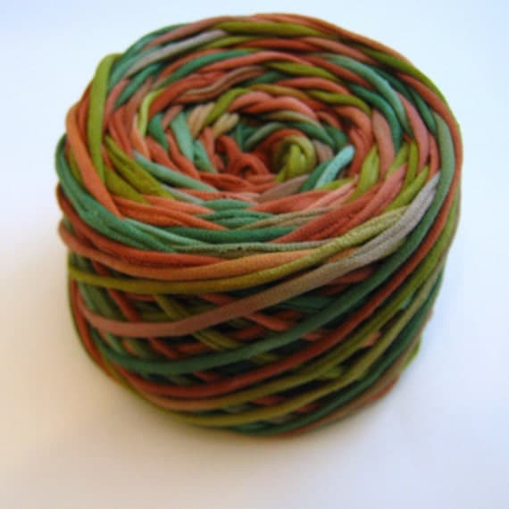 T shirt yarn hand dyed brown apple kelly green 60 for T shirt printing st charles mo