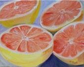 Morning Grapefruit