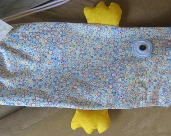 Beach Bag Tote (Fish)