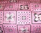 Pink Chocolate Nursing Cover
