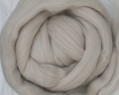 Merino Wool Roving - Pewter  3 oz.