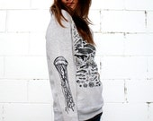 Species of Ucluelet Grey Pullover Hoodie NOTE: this item now a darker grey