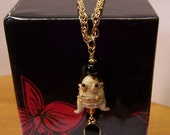 Frog Style Toad Necklace