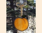 Peach Suncatcher