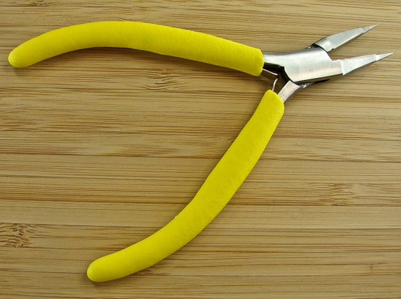 The Ultimate Tapered Flat Needle Nose Pliers Perfect For