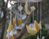 Sweetness and Light Bird Mobile