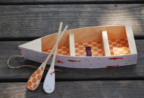 Goldfish Rowboat