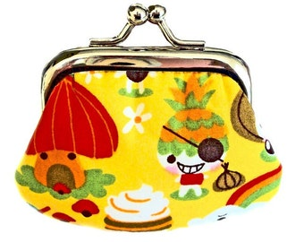 Tiny Coin Purse - Snack Time