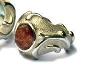 sterling silver Fall ring