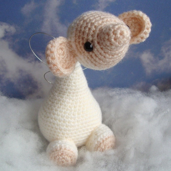 Reserved for Eve - Florence The Flumplebee - An Amigurumi Crochet Pattern