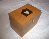 Cherry Recipe Box