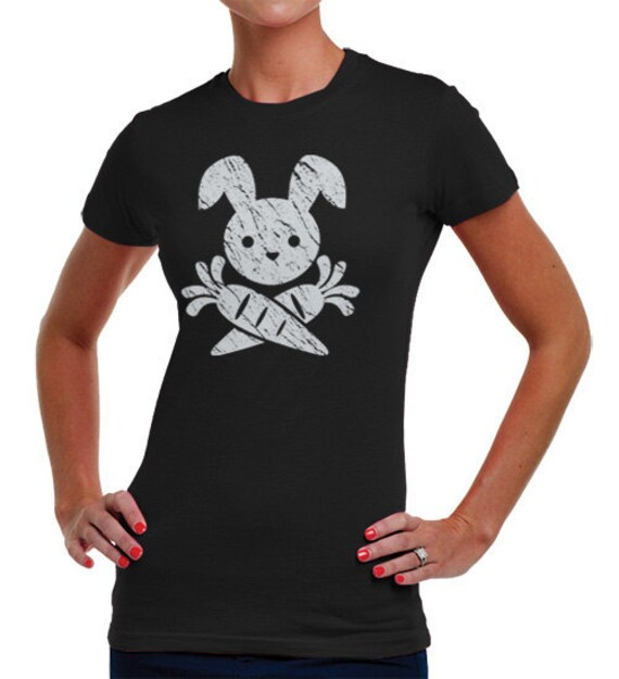 Jolly Roger Bunny T-Shirt - Mens  Womens  amp  Kids Sizes Small-2XL    Jolly Roger Kids