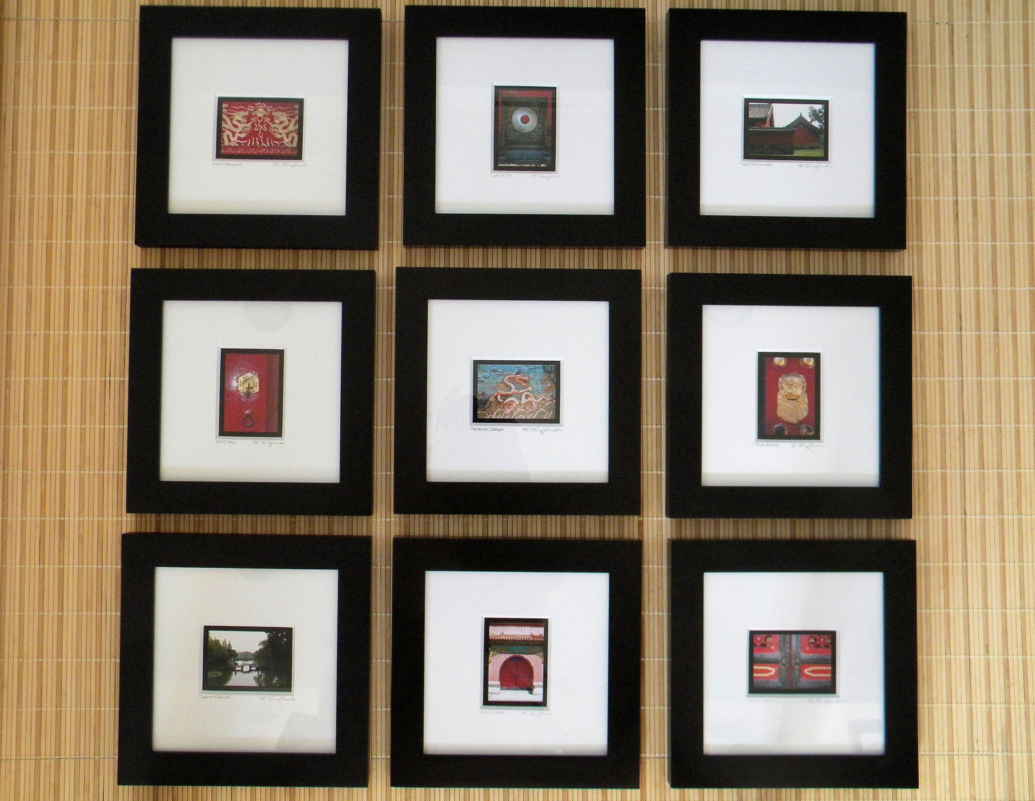Home Decorating Ideas Framed Art Photography Asian Art Fine
