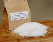 Flake Cheese Salt- Pure, No Iodine or Anti-Caking Agents Messing Up your Cheese