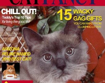 Memorial Magazine Cover