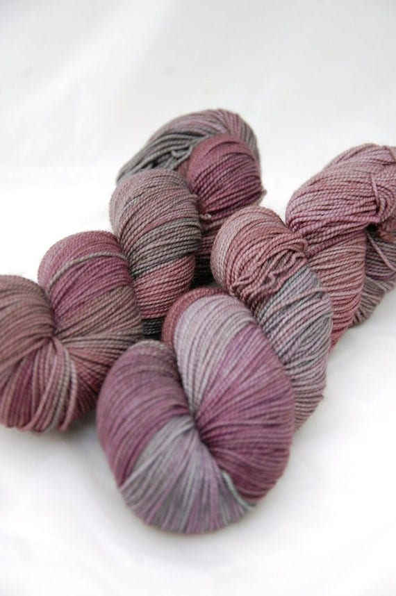 Milly  High Twist Sock Yarn - Endeavour