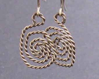A Maze n Earrings