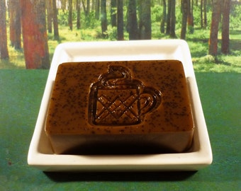 Damn Good Coffee Soap Bar - Twin Peaks-Inspired Soap