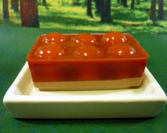 Norma's Cherry Pie Soap Bar - Twin Peaks-Inspired Soap