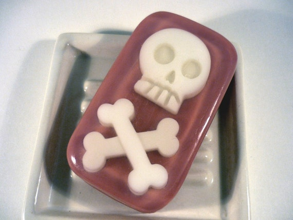 Pink Pirate Soap - Marrakesh Scent