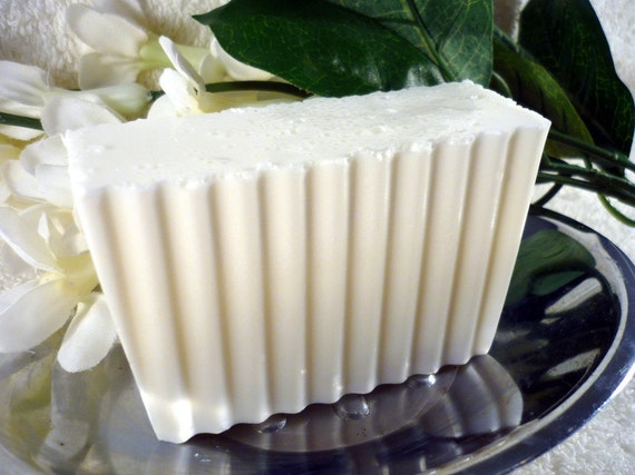 SALE - Peppermint Shea Butter Soap with Caffeine