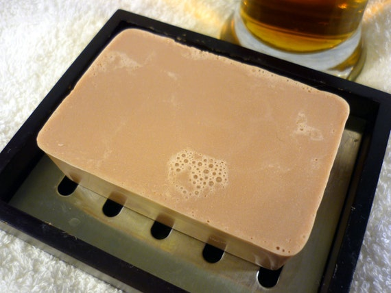 SALE - Oatmeal Stout Scented Soap Bar