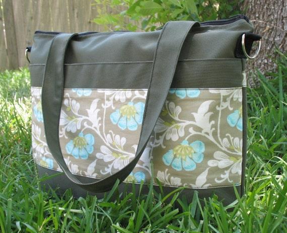 ziptop laptop bag with lots of pockets water repellent. Black Bedroom Furniture Sets. Home Design Ideas