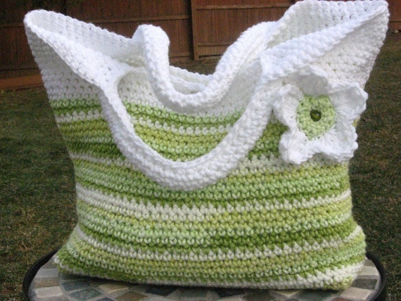 Spring Fling Bag Crochet Pattern Pdf
