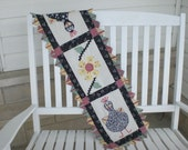 Chickens Rule Table Runner