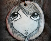 Why So Gloomy OOAK Necklace