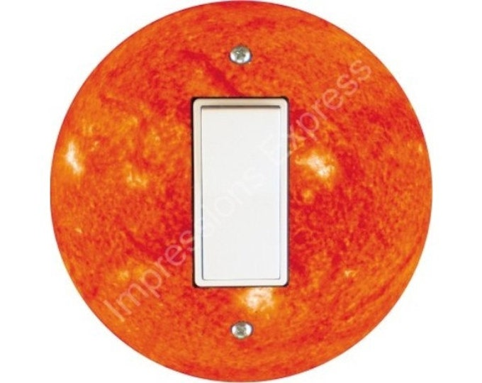 Sun Space Decora Rocker Switch Plate Cover