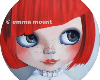 Blythe Doll Print limited edition 18/100 - Penny Lane the Lovely