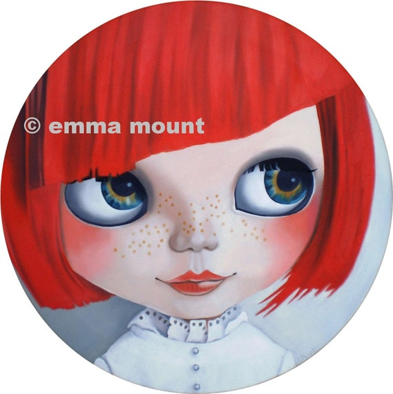 Blythe Doll Print limited edition 16/100 - Penny Lane the Lovely